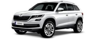 KODIAQ Blanco Glaciar 1.4 TSI AT - Ambition