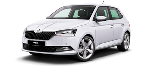 FABIA Blanco Candy 1.0 TSI MT - Active