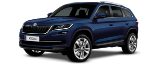KODIAQ Azul Lava 1.4 TSI AT - Ambition