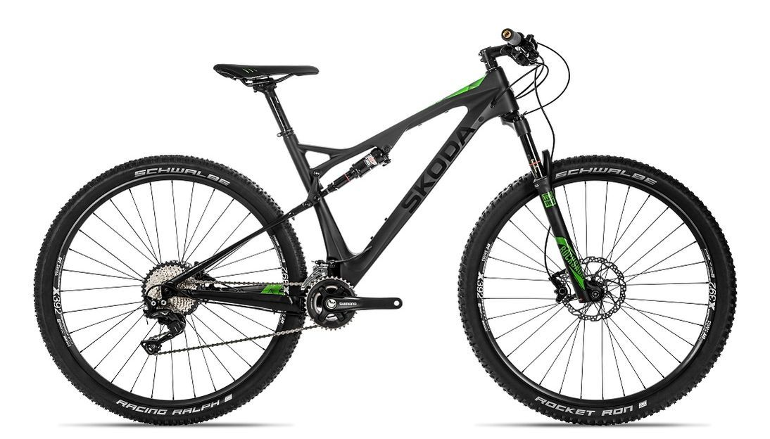 Bicicleta Mountain Talla 17,5